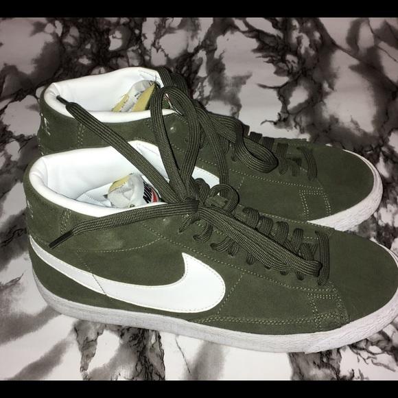 pretty nice 3f0a2 83611 Nike SB Blazer Mid Green